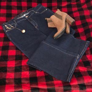 Jennifer Lopez boot cut jeans